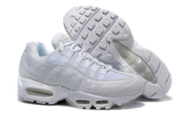 Nike Air Max 95 белые (40-45)