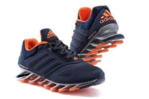 Adidas Springblade синие
