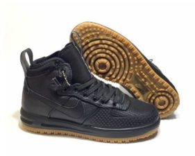 Nike Air Force 1 Lunar Duckboot черные (40-44)