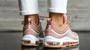 Nike Air Max 97 ULTRA Pink женские (35-40)