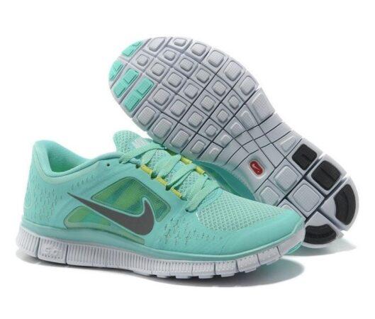 Nike Free Run бирюзовые (35-40)