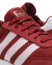 Кроссовки Adidas Iniki Runner бордовые 40-44
