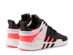 """Adidas Equipment 93 Support """"ADV"""" черные с красным (35-44)"""