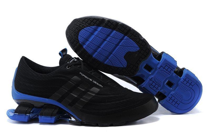 Adidas Porsche Design P5000 S4 черные с синим (39-44)