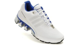 Adidas Porsche Design Sport P'5000 leather белые с синим (39-44)