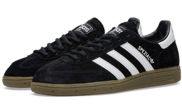 Adidas Spezial черные с белым (39-44)
