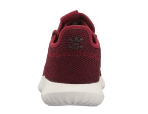 Adidas Tubular Shadow Knit бордовые (40-44)