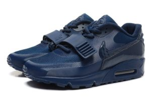 Nike Air Max 90 Yeezy синие (39-45)