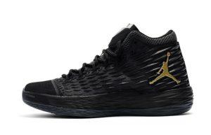 Nike Air Jordan Melo M13 черные (40-45)