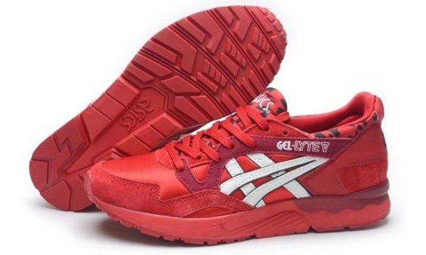 Asics Gel Lyte 5 красные (35-44)