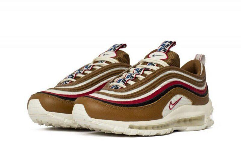Nike Air Max 97 коричневые (40-44)