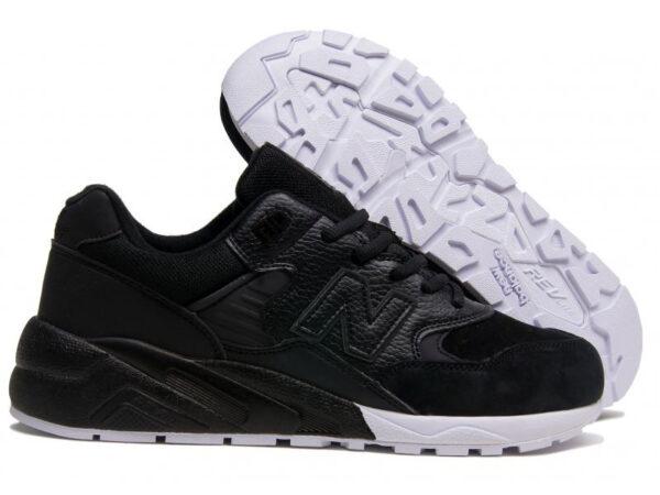 New Balance 580 черные 35-44