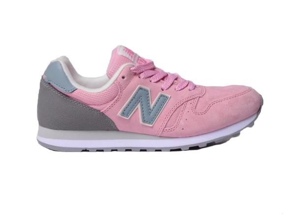 New Balance 373 розовые женские (36-40)