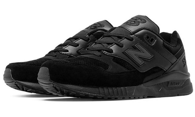 New Balance 530 черные (40-44)