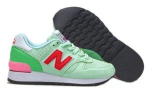 New Balance 670 зеленые (35-39)