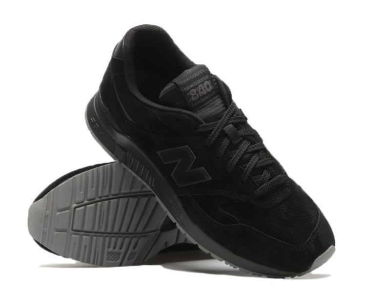 New Balance 840 черные (40-44)