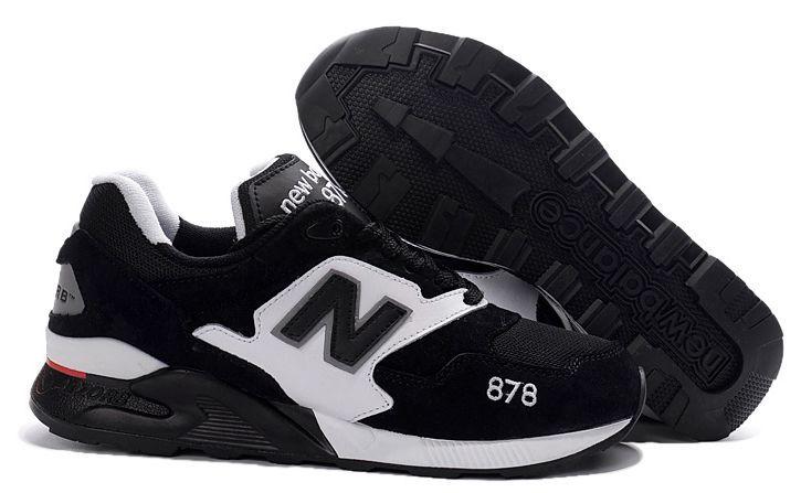 New Balance 878 черно-белые (39-43)