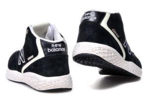 New Balance 988 черные с белым (39-43)