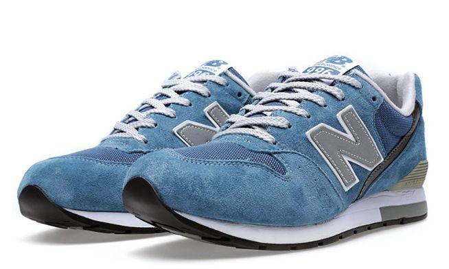 New Balance 996 синие с серым (39-43)