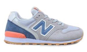 New Balance 996 серые с синим (35-39)