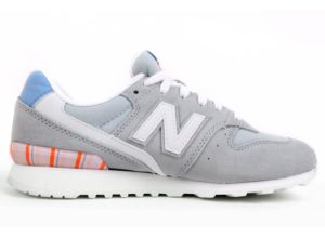 """New Balance 996 """"OSC"""" серые с белым (35-39)"""