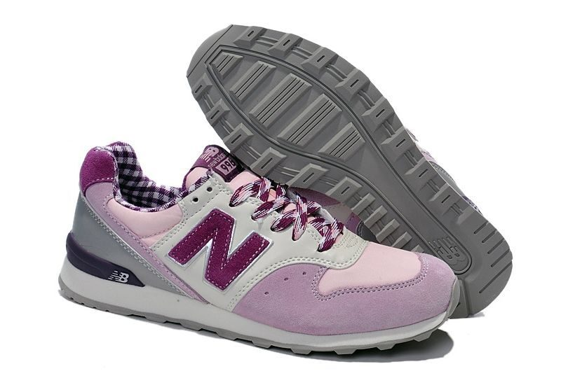 New Balance 996 розовые-фиолетовые (35-38)