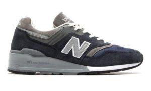 New Balance 997 синие с серым (39-43)