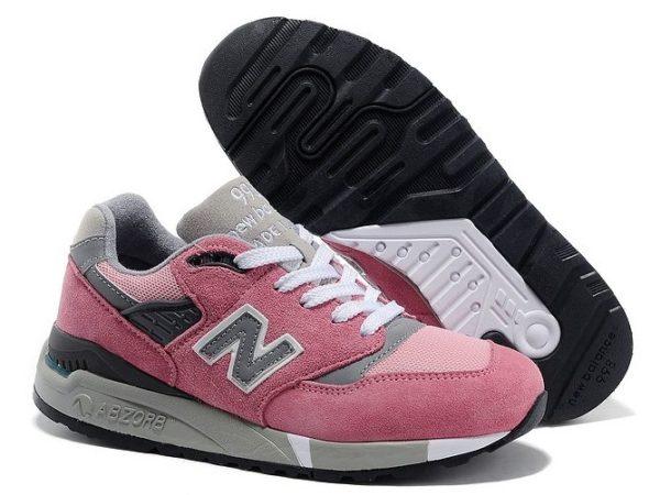 New Balance 998 розовые (35-38)