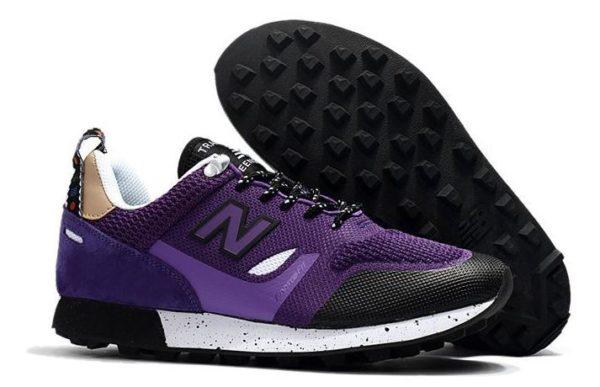 New Balance Trailbuster фиолетовые (36-39)