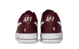 Nike Air Force 1 LV8 NBA (Team Red/White) (35-44)