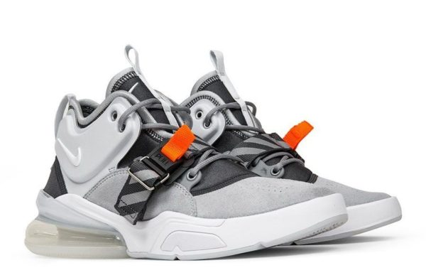 Nike Air Force 270 серые (40-44)