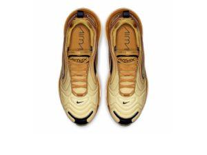 Nike Air Max 720 золотые (40-44)