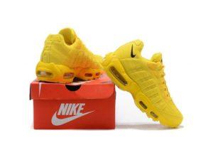 Nike Air Max 95 желтые (35-39)