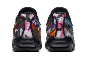 Nike Air Max 95 95 erdl party черные (35-39)