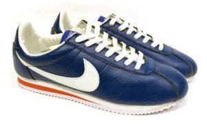 Nike Cortez синие с черным (39-43)
