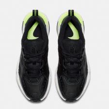 Nike m2k tekno black green 35-44