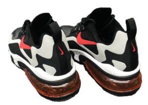 Nike Air Max 270 черно-красные мужские (40-44)