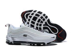 Nike Air Max 97 белые кожа (40-44)