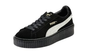 Puma by Rihanna Creeper (Black/White) 36-39