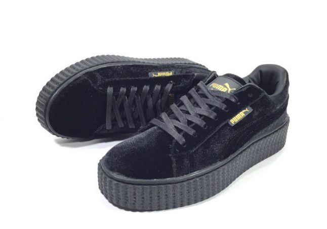 "Puma by Rihanna Creeper ""Velvet"" (Black) 36-39"