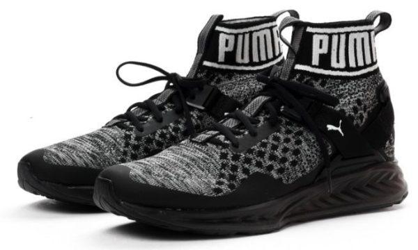 Высокие женские кроссовки Puma