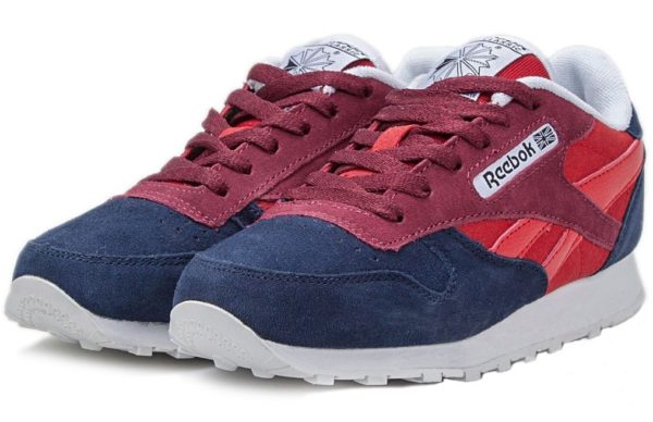 Reebok Classic (Dark Blue/Burgundy-Red) (35-39)