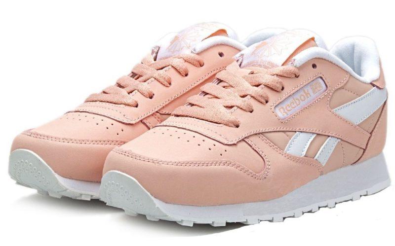 Reebok Classic Leather (Light Pink/White) (35-39)