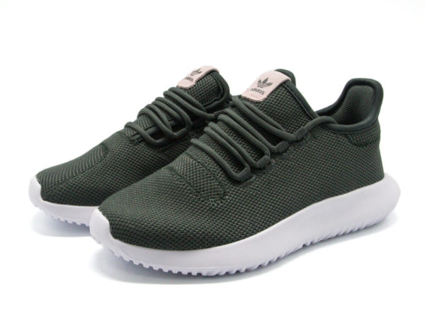 Adidas Tubular Shadow зеленые