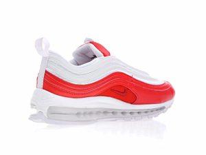 Nike Air Max 97 красные supreme (40-44)
