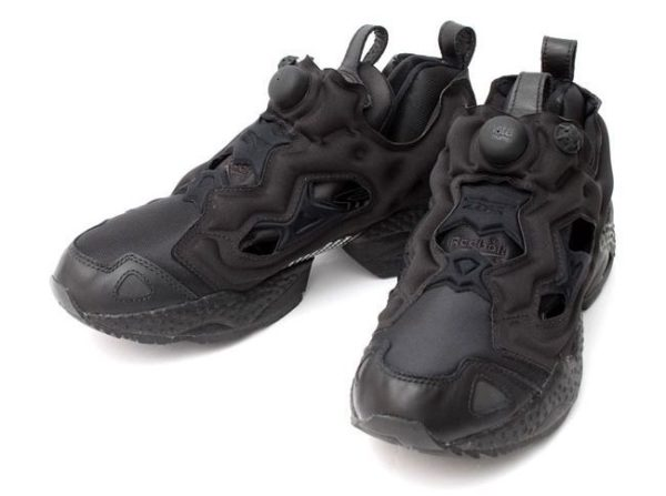 United Arrows x Reebok Insta Pump (Black) (40-44)