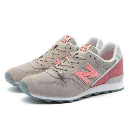 Кроссовки New Balance 996 розовые (36-40)