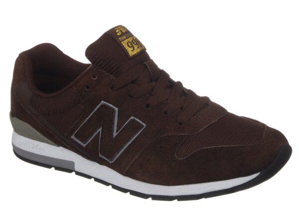 Кроссовки New Balance 996 коричневые (39-44)