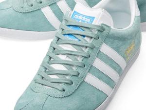 Adidas Gazelle бирюзовые (36-40)