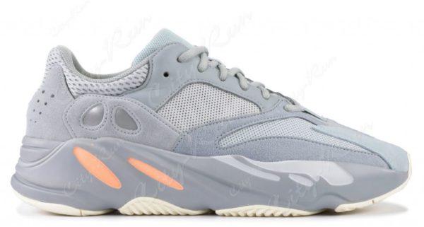 Adidas Yeezy Boost 700 серо-синие (35-44)